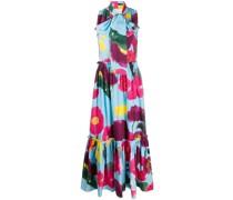 'Lou Lou' Kleid mit Blumen-Print