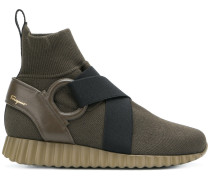 slip-on sock boots