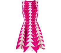 Kleid mit Pfeil-Print