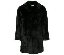Patchwork mantel aus kaschmir von valentino