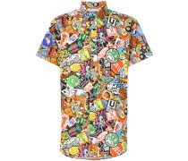 Hemd mit Print