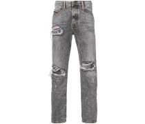 Schmale 'Mharky' Jeans