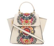 Eartha floral appliqué backpack