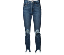 High Line high rise skinny jeans