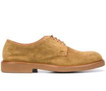 Oxford-Schuhe mit flachem Absatz