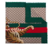 Bengal print scarf