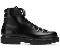 Garavani VLTN Military-Stiefel
