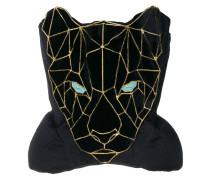 Korsett mit Panther
