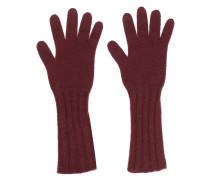 Gerippte Handschuhe