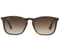 'Christ' Sonnenbrille in Schildpattoptik