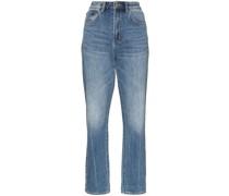 'Chlo' Jeans mit geradem Bein