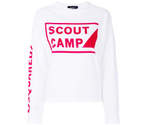 'Scout Camp' Pullover