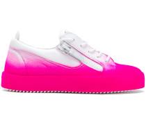 Zweifarbige 'May London' Sneakers