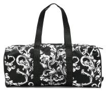 Reisetasche mit barockem Print