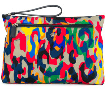 printed clutch - Unavailable