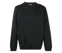 Sweatshirt mit Klapptaschen