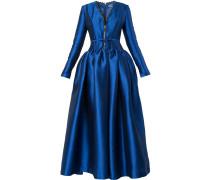 front-zip gown