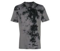 T-Shirt mit Batikmuster