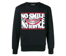 'No Smile' Rollkragenpullover