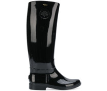 logo Wellington boots