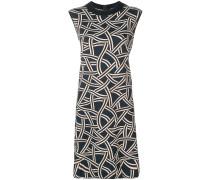 'S Max Mara geometric print T-shirt dress