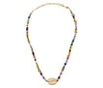 'Alaia' Halskette mit Kaurimuscheln