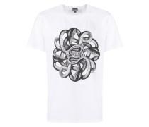 T-Shirt mit Schlange
