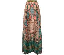 Shannon pleat skirt