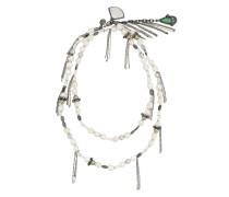 Lange 'Pérola' Halskette