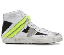 'Bike' High-Top-Sneakers