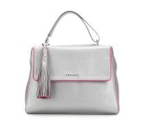 Handtasche mit Fransendetail