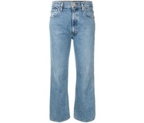 'Alina' Cropped-Jeans