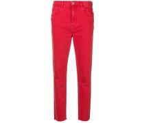 Schmale 'Mimi' Cropped-Jeans