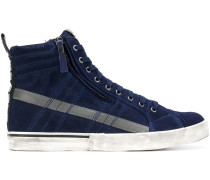 D-Velows mid lace sneakers