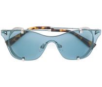 Valentino Garavani 'Rockstud Glamtech' Sonnenbrille