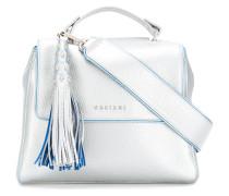 Handtasche mit Troddel
