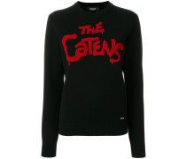 'The Catens' Wollpullover