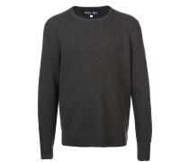 Pullover mit Elementen in Waffeltextur