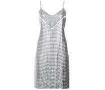 chain metal dress