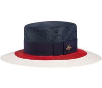 'Papier' Hut mit breiter Krempe