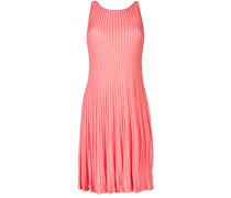 Geripptes Kleid