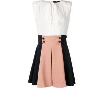 Klassisches Blusenkleid