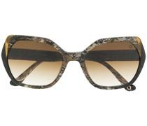 'Martin' Oversized-Sonnenbrille