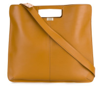 Handtasche mit kastiger Form