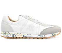 Sneakers mit bedruckter Sohle