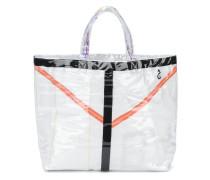 PVC coated tote bag