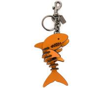 Schlüsselanhänger mit Haifisch-Motiv