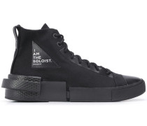 x Disrupt The Soloist high-top canvas trainers