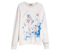 "Sweatshirt mit ""Adventure""-Print"