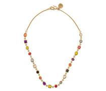 Halskette mit kleinen Cabochons